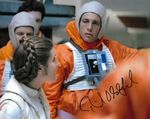 "STAR WARS Richard Oldfield ""Hobbie Klivian"" 10"" x 8"" Signed Autograph COA 114732"